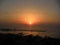 tramonto dal Vesuvian Institute