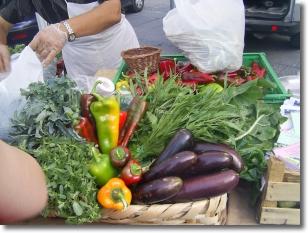 mercato del contadino