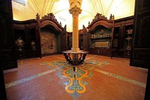 Sala del Tesoro (interno)