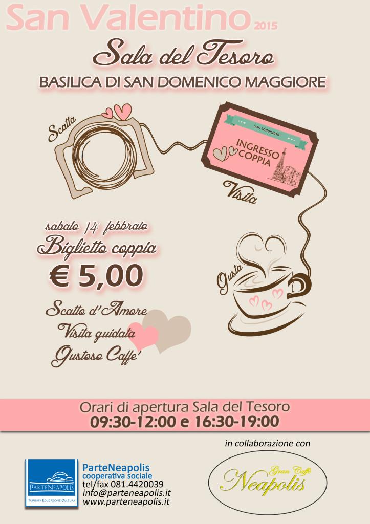 San valentino 2015 - locandina