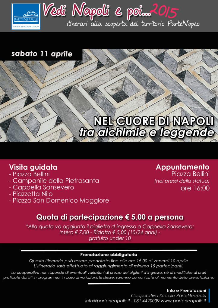 Napoli esoterica - 11 aprile