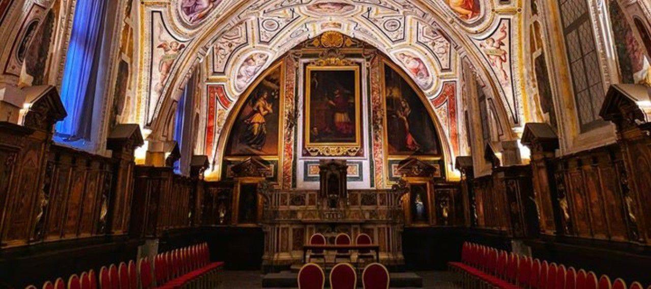 Sant'Anna Dei Lombardi Complesso Monumentale